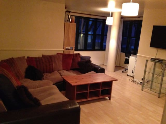 2bedroom apt,city centre opposite central station - Newcastle upon Tyne - Apartamento