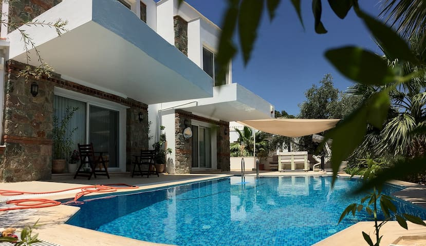 Fantastic house in Bodrum - Bodrum - Huis