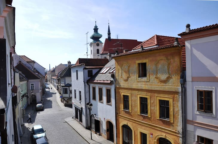 New Apartment in the Town Centre! - Ceske Budejovice - Appartement