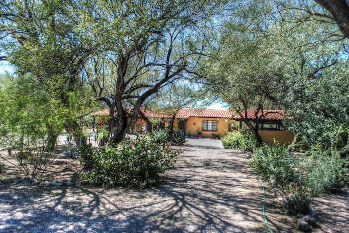 El Rancho Almosta Casita - Tubac - Ev