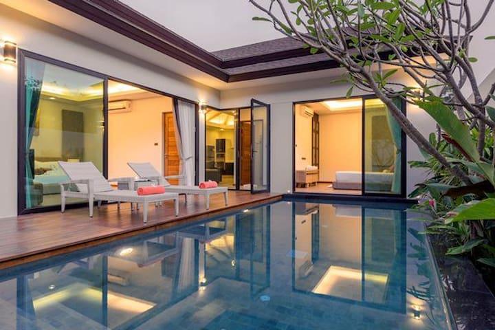 La Ville Luxury Pool Villa - 獨棟