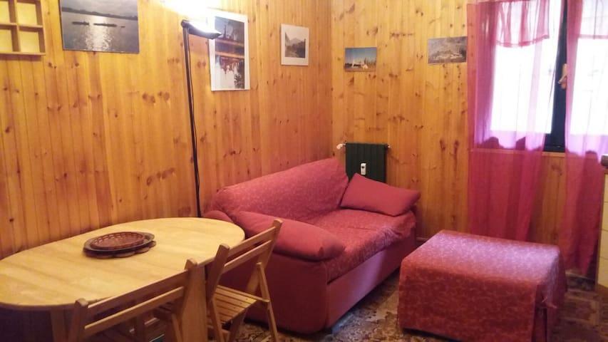 Casetta in montagna - località S. Anna - Appartement
