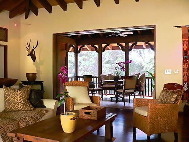 Romantic Tropical Hawaiian Home - TVNC 4236 - Kalaheo - Dům