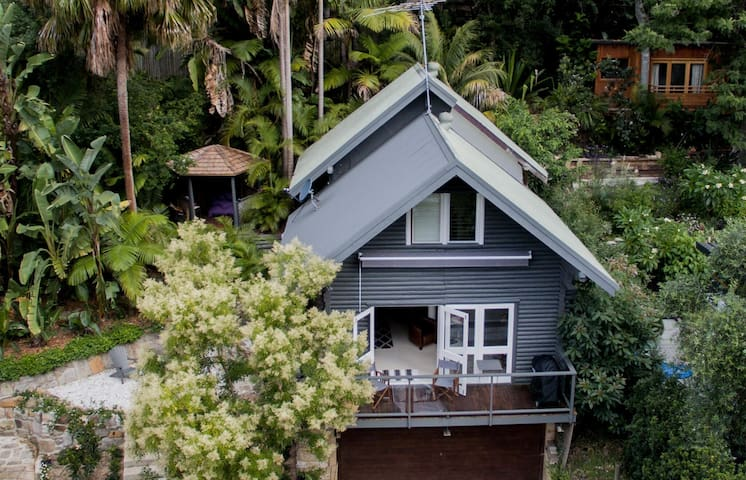 Log Cabin by the Sea - Pittwater - Clareville - Hytte