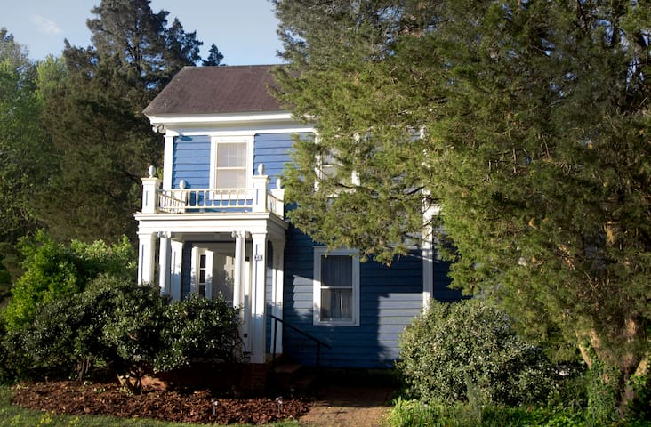 Charm&Privacy! No cleaning fee! Walk to Tides Inn! - Irvington - Huis