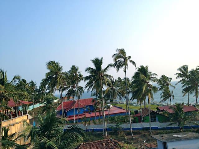 SEA CLIFF RESORTS - Thiruvananthapuram - Dom