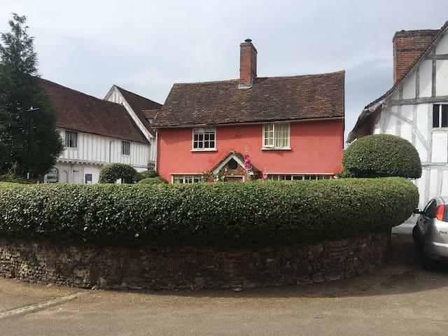 Charming cottage in the heart of Lavenham - Lavenham