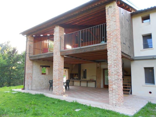 relaxing apartment in Asolo - Asolo - Lägenhet