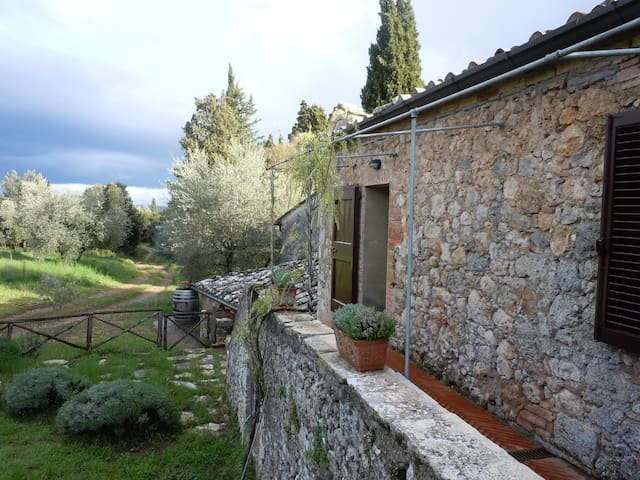 Cozy house in a medieval farm - Sovicille