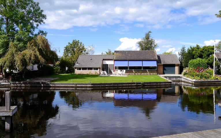 Villa 10 - Boornzwaag - Hus