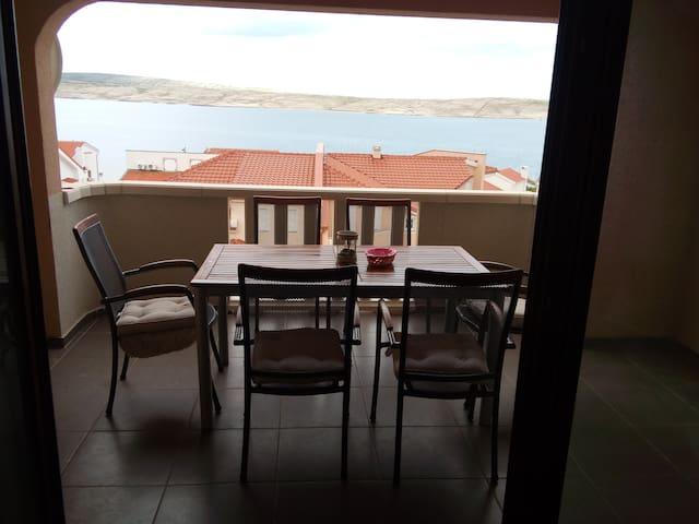 Tara's apartments on the Beach - Vidalići - Apartamento