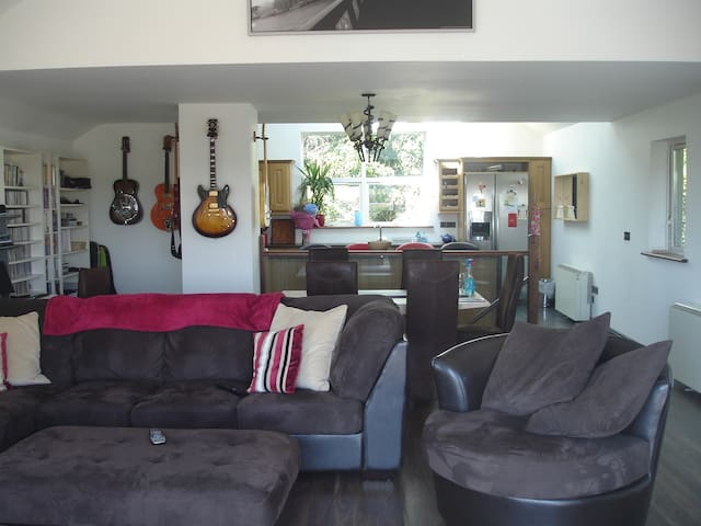 Full House with Private Parking and beautful views - Kinsale - Casa