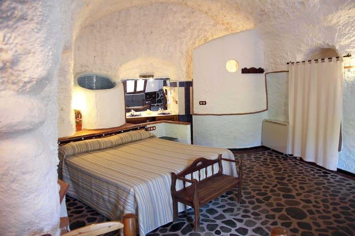 Estudio Cuevas del Zenete: 2 plazas - Alcudia de Guadix, La Calahorra