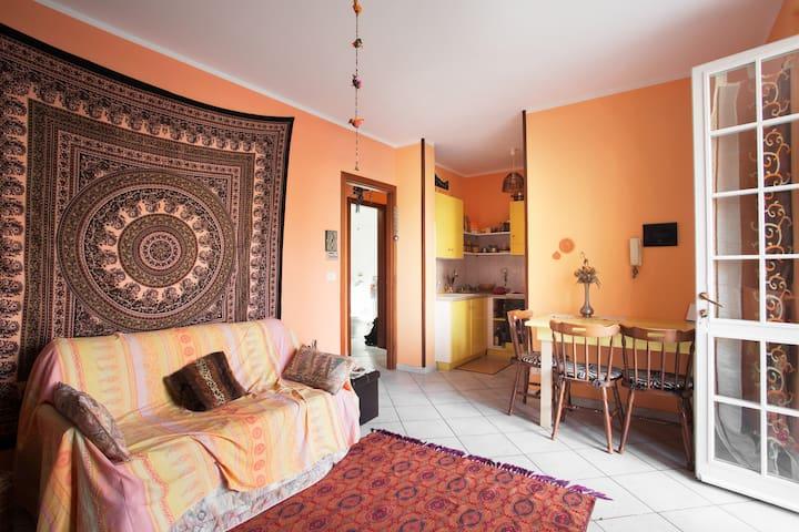 The Calendula's home - Avigliana - Casa