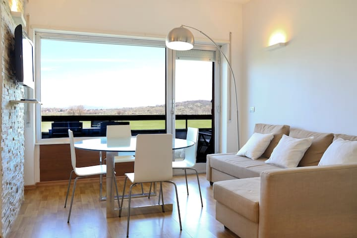 Mountain Design Apartment - Rocca di mezzo - Apartamento