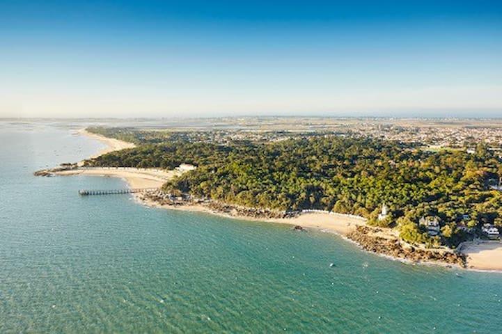 Maison spacieuse proche plage - La Barre-de-Monts - Alojamiento vacacional