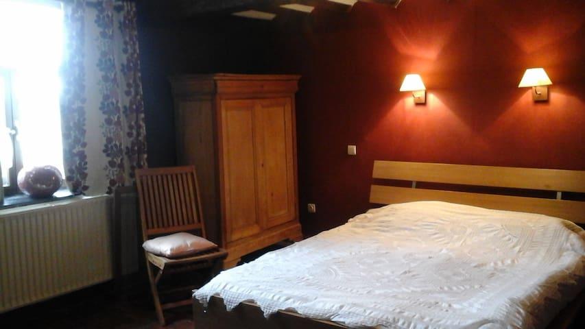 Chambre d'hôtes au village - Lacs de l'Eau d'Heure - Walcourt