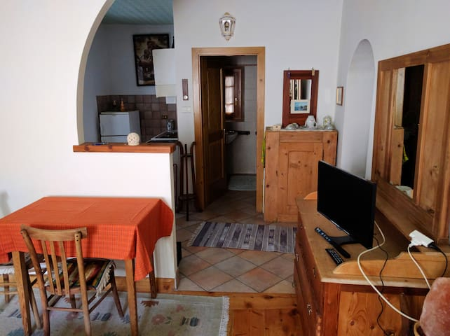 Apartment in the heart of Stelvio National Park - Celledizzo - Appartement