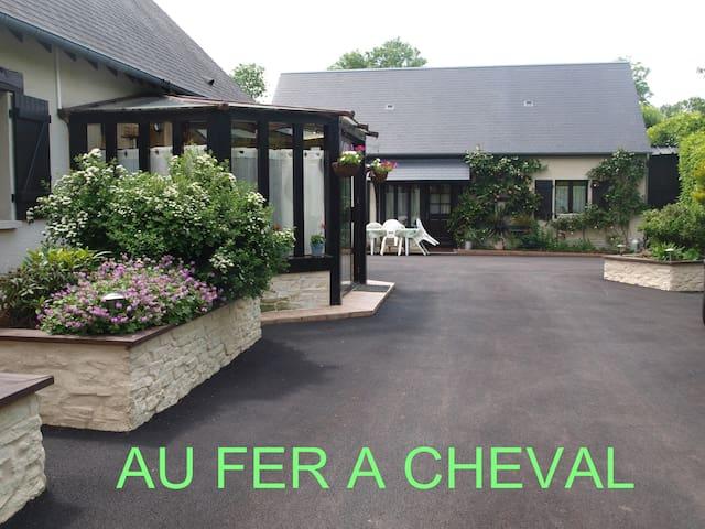 gîte entre cabourg et deauville - Beaufour-Druval - Ev