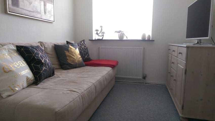 2 Cosy rooms close to the Congress Center - Odense - Hus