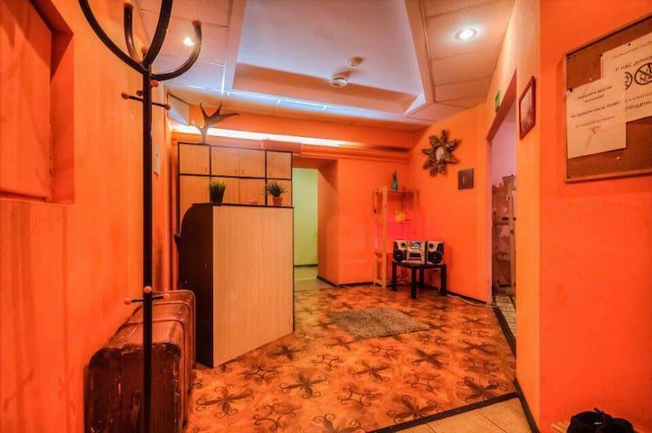 Уютный, домашний отель в центре - василеостровсеий - Bed & Breakfast