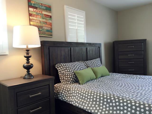 cozy&clean room 1 - Rancho Cucamonga