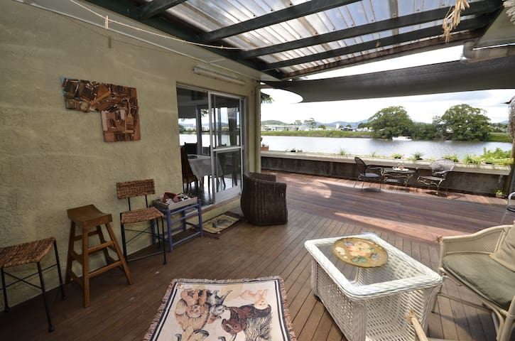 Country Charmer -  RIVERFRONT  - Pet Friendly - Murwillumbah - Casa
