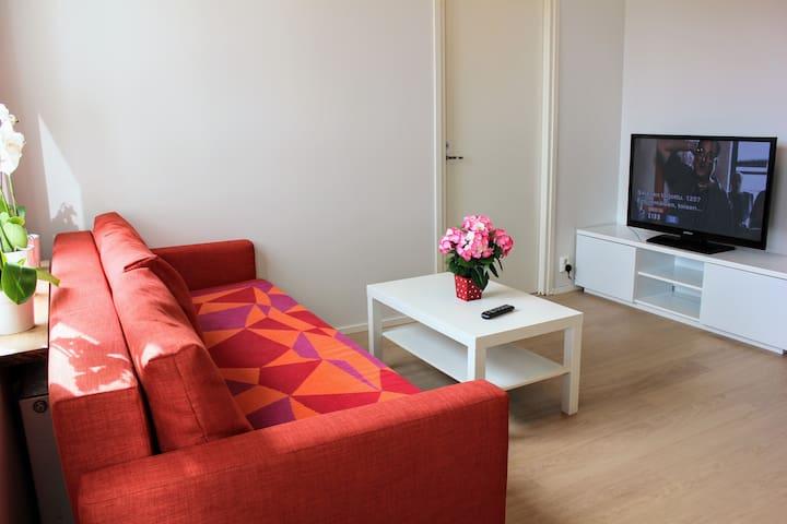 A modern flat with sauna, near Helsinki airport - Vantaa - Appartement