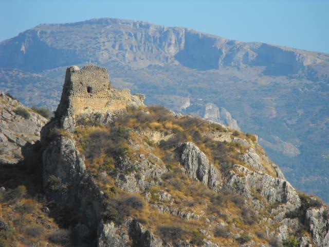 Rural House Alcoy-Alicante Province - Millena