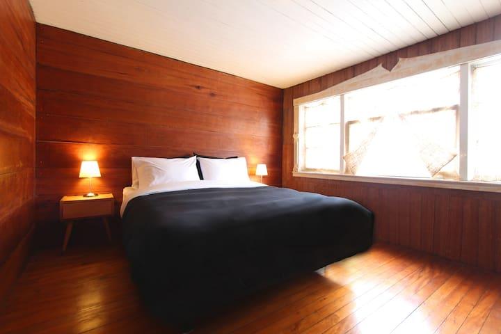 Habitación Privada El Catalan, Hostel & Restaurant - Castro - Boetiekhotel