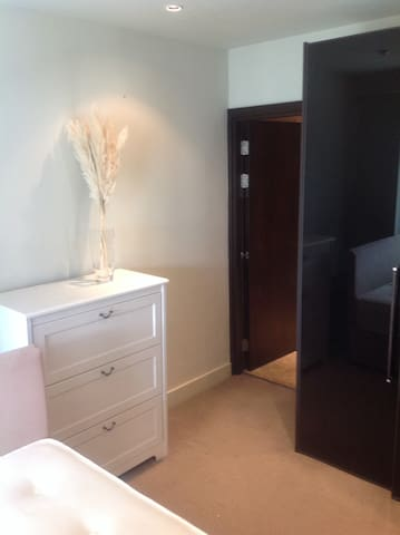 Double room in 2 bed apartment ,own bathroom - Dublin - Appartement