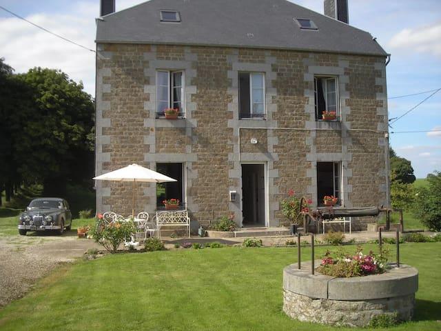 Beautiful Normandy farmhouse - Champ-du-Boult - Huis