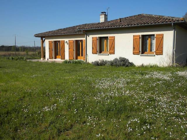 Villa à la campagne - Nérac
