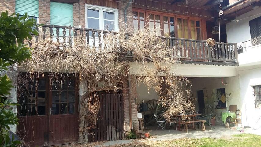 Casa indipendente, camera privata. - Peveragno - House