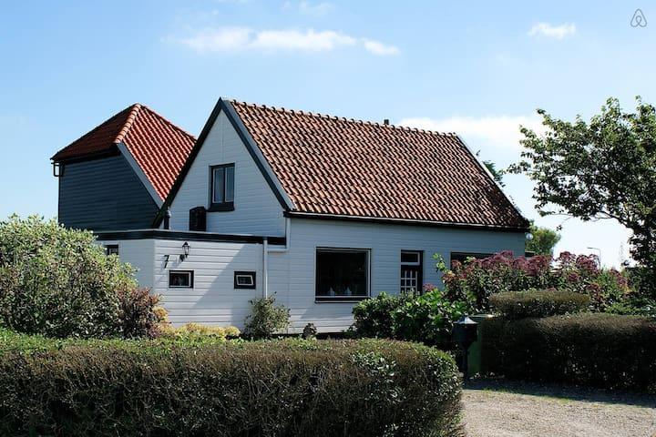 Apartment/wifi&pool near Amsterdam - Egmond-Binnen