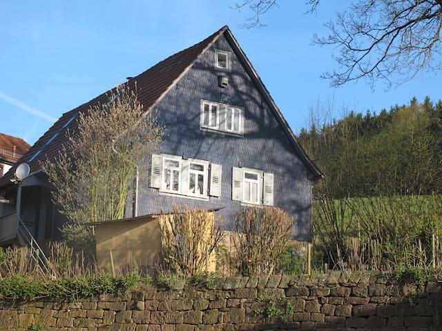 Bauernhaus mit Charme im Mossautal - Mossautal - Дом
