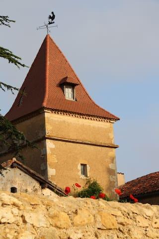 Maison de Maître en Gascogne - Lagardère - Hus