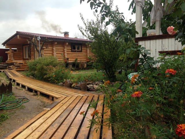 Русская Эко Баня - Istrinsky District