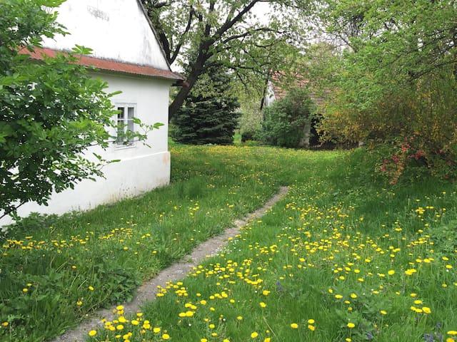 Romantická chalúpka na polosamote - Plavecký Peter - Casa