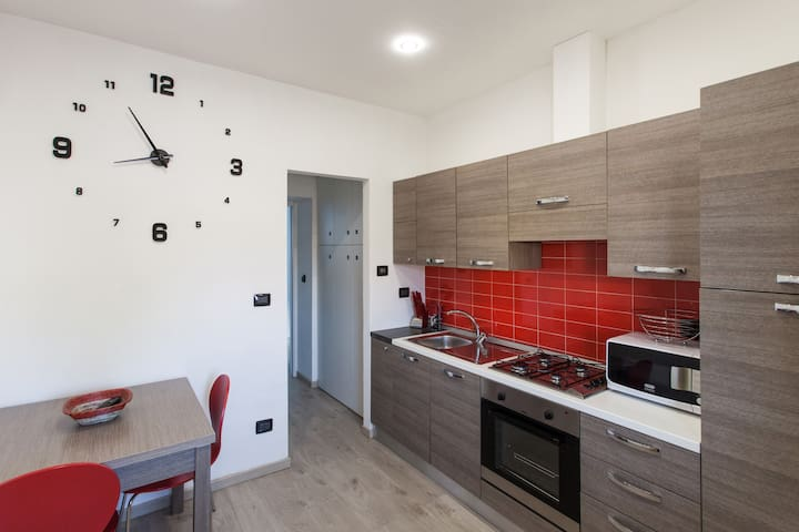 Two-room apartment in city center - 都靈(Torino) - 公寓