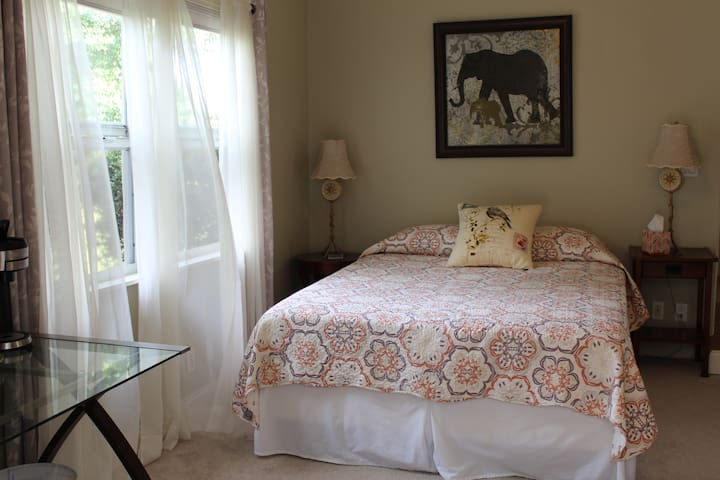 Tropical Oasis Guesthouse w/ private entrance - Lake Worth - Pension