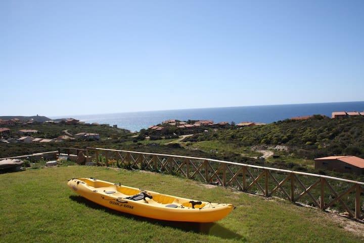 Holiday house Sardinia West Coast - Arbus - Departamento