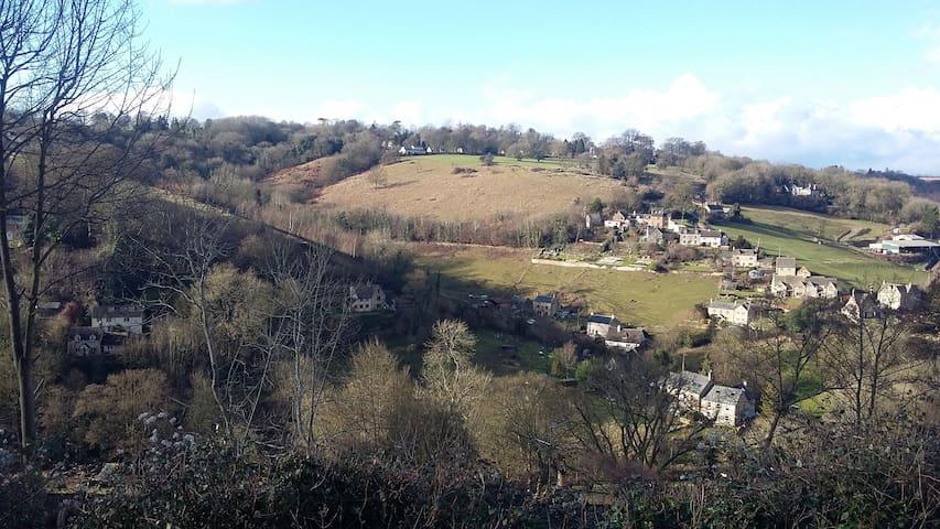 Burleigh View - Brimscombe Stroud - Квартира