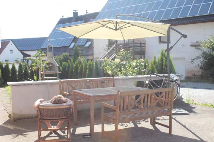 Ferienwohnung Haus Kopriva - Offingen - Appartement