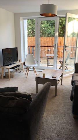 Quayside Modern Apartment - Free Parking Space - Gateshead