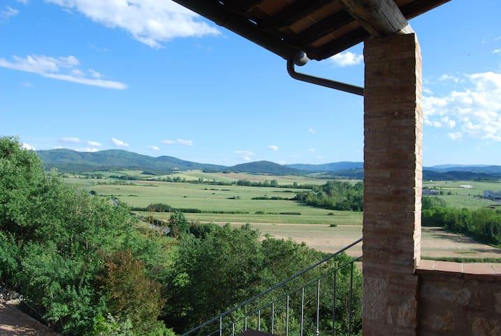 CASA SANTA GIULIA - Monteriggioni - Huoneisto