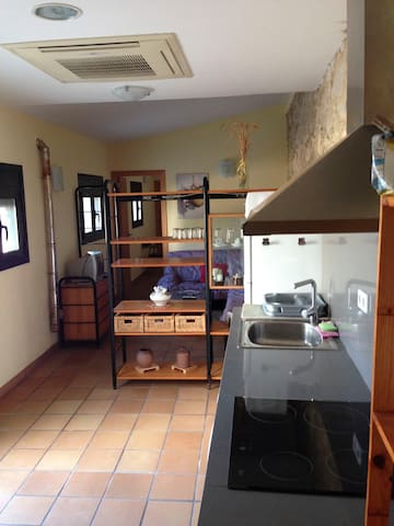 Apartamento en la Costa Brava - Torroella de Fluvià - Ev