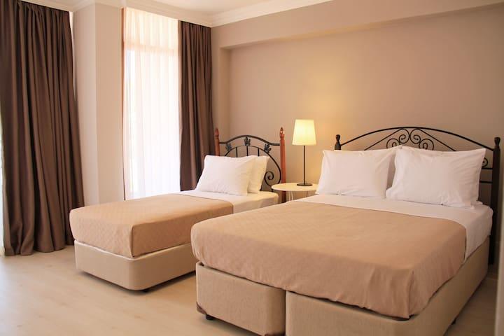 Comfort Oda 27 m2 - Sarıgerme Köyü - Bed & Breakfast