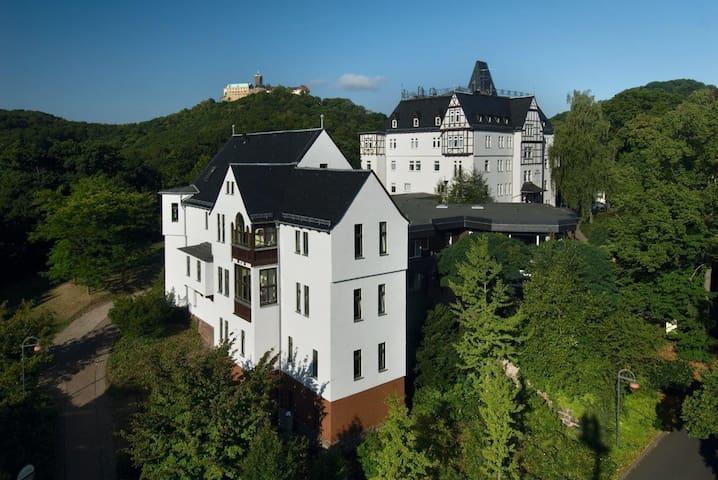 Doppelzimmer am Fuße der Wartburg - Eisenach - Overig