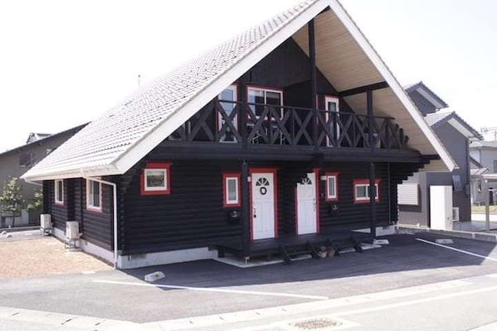 The wooden lodge near to Kanazawa  - 白山市 - Villa